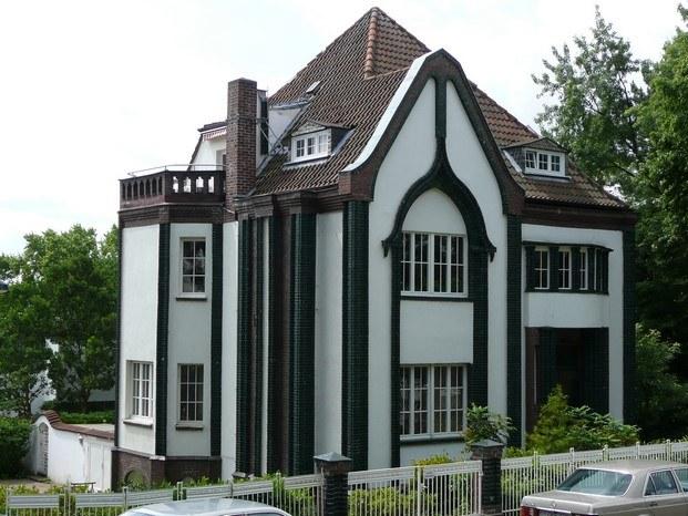 casa peter behrens darmstadt diariodesign