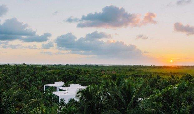 vistas desde la casa Pablo Escobar transformada en un Design Hotels diariodesign