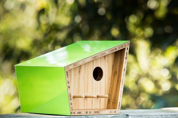 casas para pajaros inspirada en joseph eichler sourgrassbuilt diariodesign