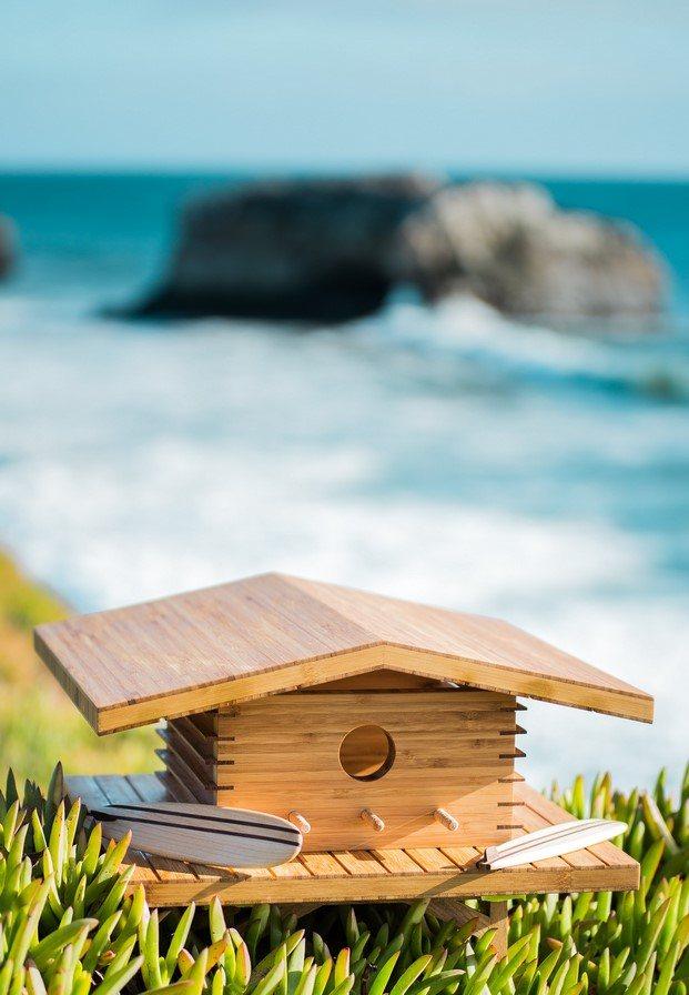 casas de pajaros estilo surfero diariodesign