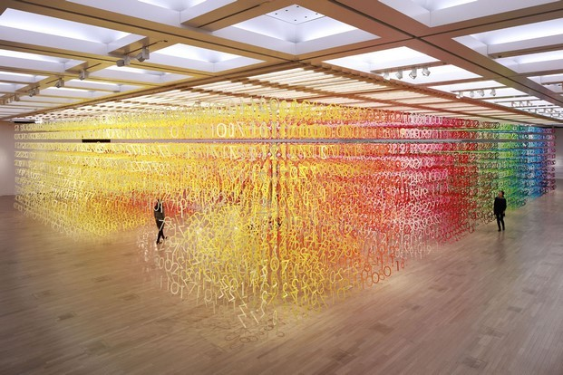 emmanuelle moureaux forest of numbers diariodesign