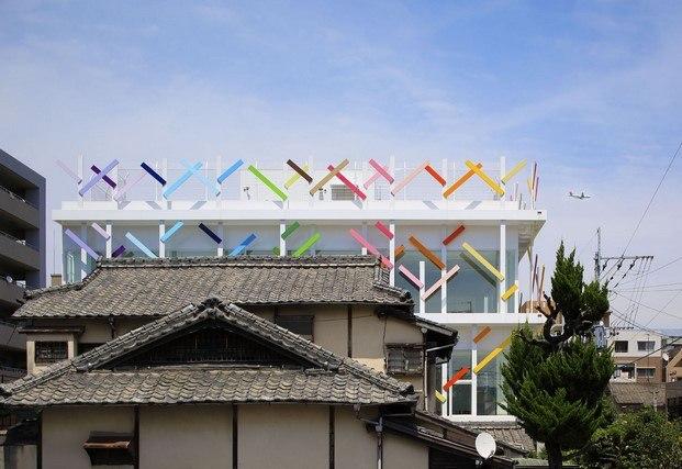 La guardería Creche Ropponmatsu en Fukuoka diariodesign