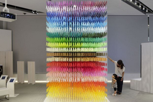 emmanuelle moureaux expo i am here diariodesign
