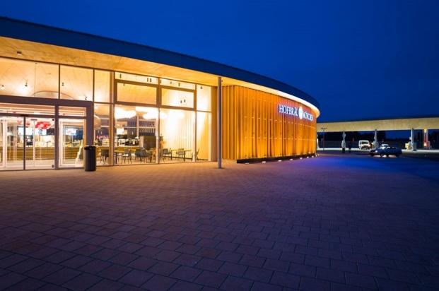erco service station fuerholzen restaurante
