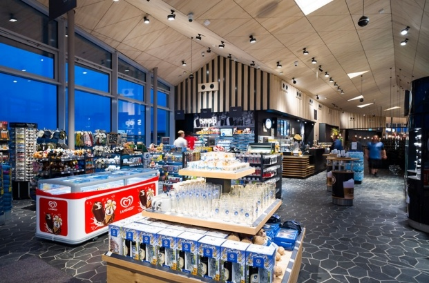 erco service station fuerholzen tienda