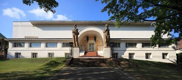 Pioneros del diseño la colonia de artistas de Darmstadt ernst ludwig haus darmstadt diariodesign