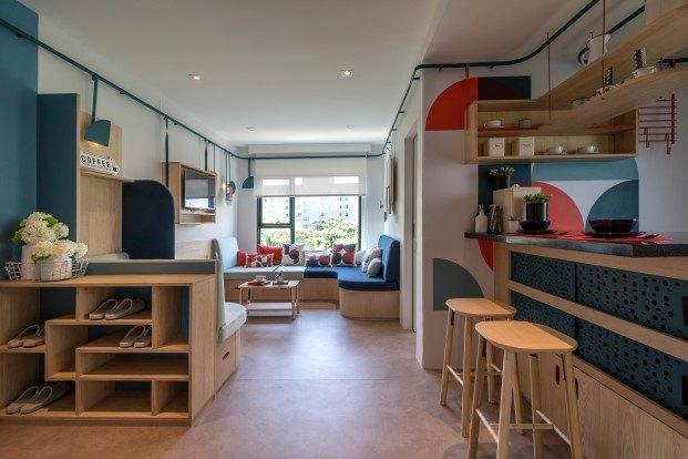 fabrica benetton pisos de estudiantes reducidos bangkok diariodesign