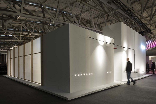 stand fluvia light+building diariodesign