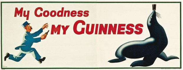 guinness gilroy publicidad leon marino diariodesign