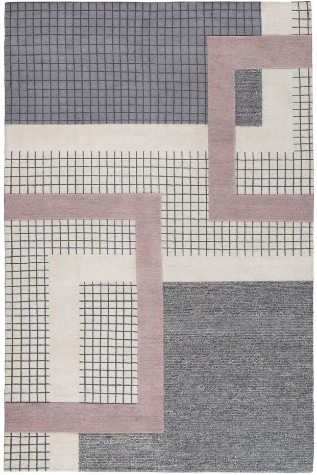 Mainland alfombra the rug comamy de Sebastian Herkner diariodesign