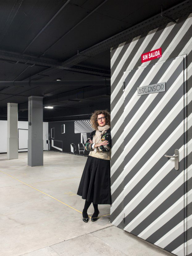aparcamiento disenado por teresa sapey con ikea arquitecta italiana diariodesign