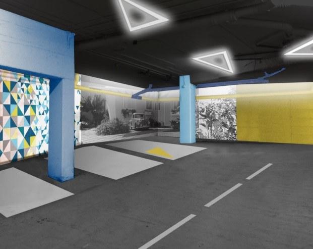 parking de viviendas de lujo de teresa sapey inspirado en gio ponti diariodesign