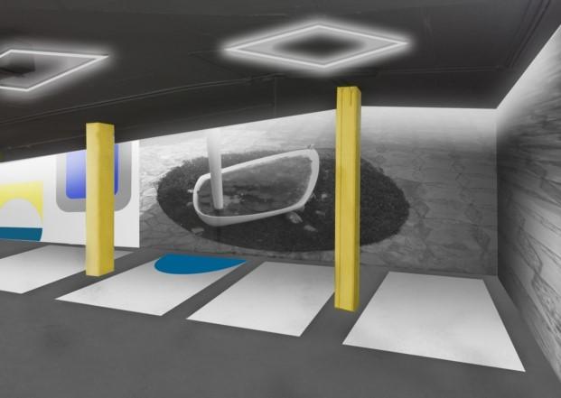 parking teresa sapey iluminacion adquirida en anos luz diariodesign perspectiva