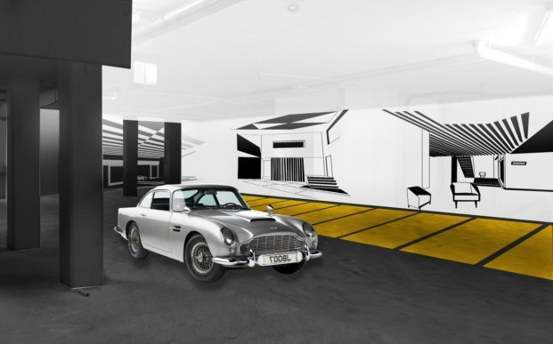 parking teresa sapey diariodesign render