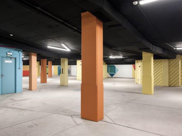 parking proyecto de teresa sapey en madrid diariodesign villa arreaza