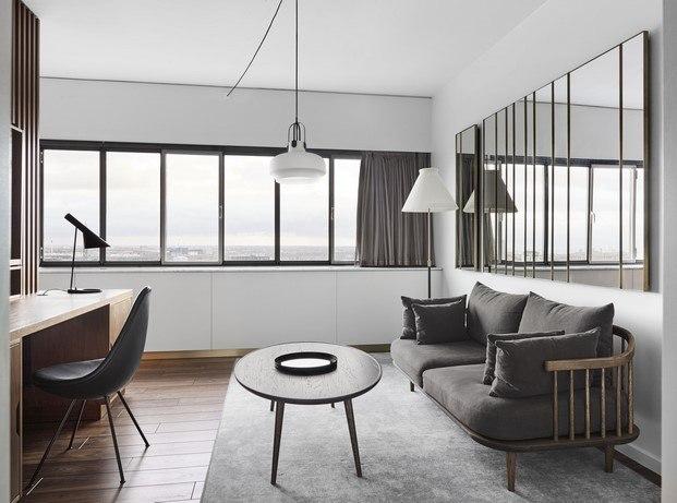 El icónico Radisson Collection Royal Hotel de Arne Jacobsen se renueva diariodesign