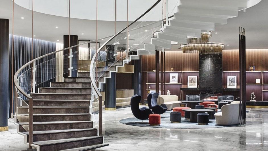El icónico Radisson Collection Royal Hotel se renueva diariodesign