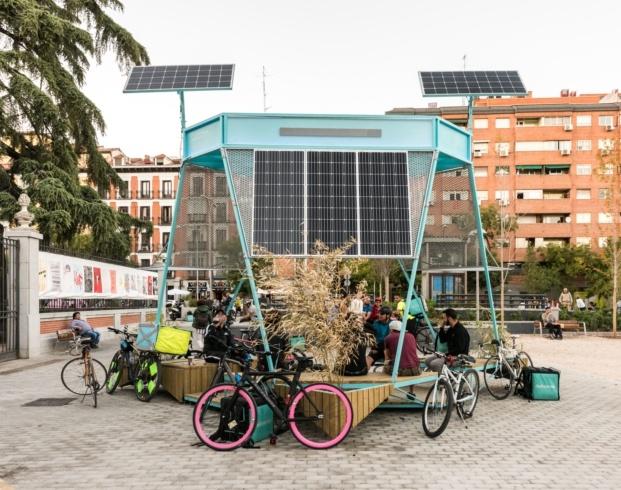 espacio publico en malasana madrid diariodesign
