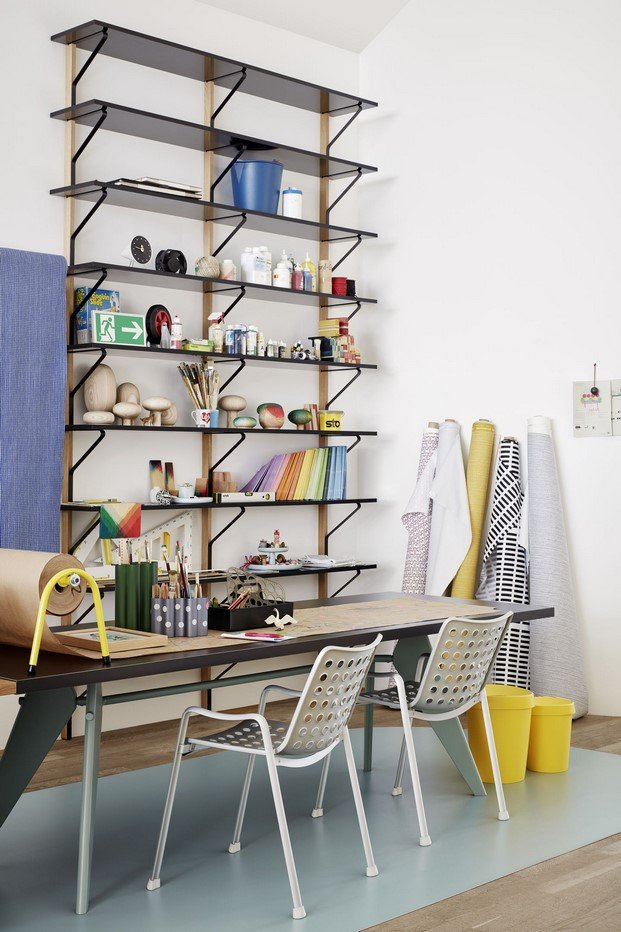 vitrahaus raw edges loft diariodesign