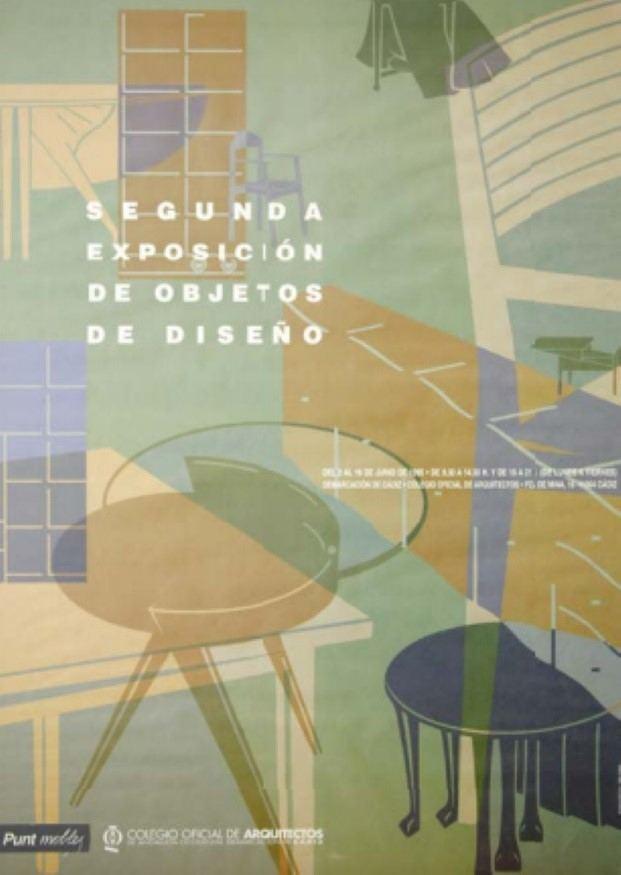 Catálogo de la exposición realizada en la EASD (Escóla d'Art i Superior de Disseny de València)