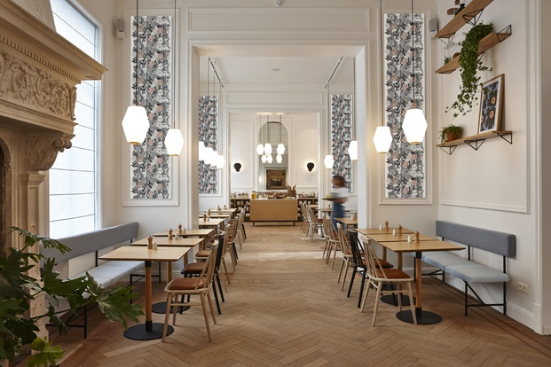 Hygge Hotel en Bruselas interiorismo de michel Penneman diariodesign