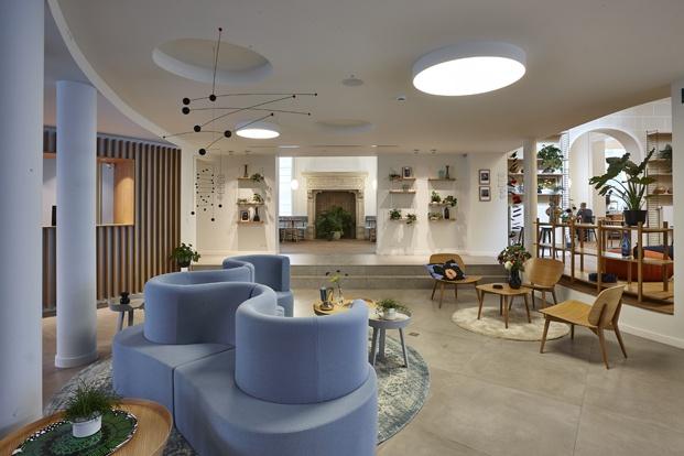 Hygge Hotel en Bruselas interiorismo de michel Penneman diseno nordico diariodesign