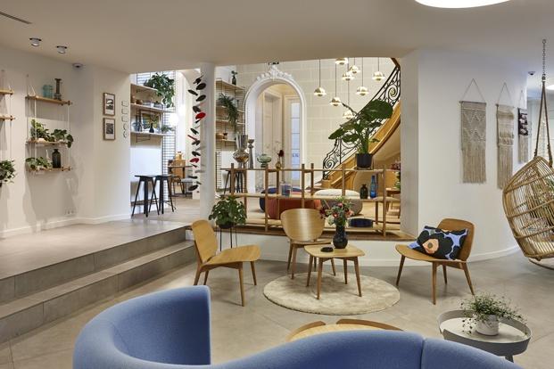 Hygge Hotel en Bruselas interiorismo de michel Penneman diseno escandinavo diariodesign