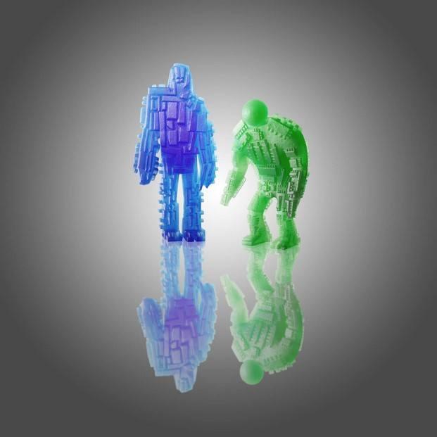 Outer Space Monsters de los hermanos Campana diariodesign