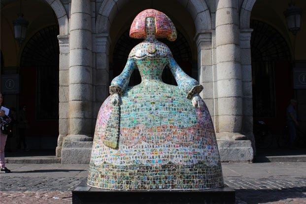 las Meninas Madrid Gallery diariodesign