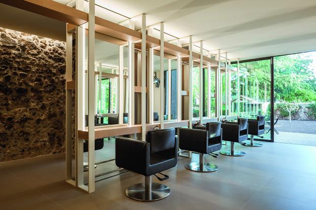 Peluquería Raffel Pagès de arnau estudi arquitectura diariodesign
