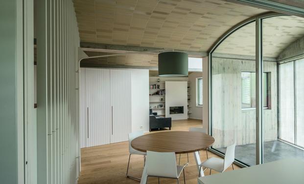 La Casa Cáscara de Marunys de unparell arquitectes diariodesign