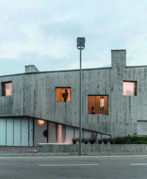 Palmares architecture aluminium Technal vivienda Marunys diariodesign fachada entrada