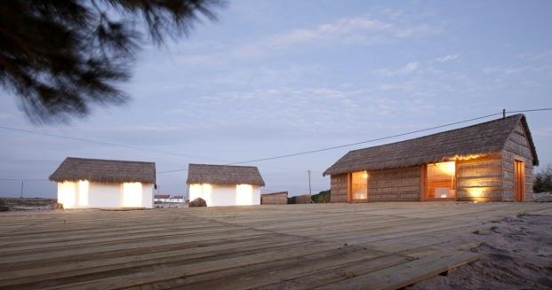 aires mateus casa areia cabanas diariodesign