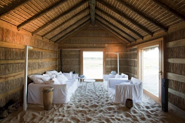 aires mateus casa areia zona comun diariodesign
