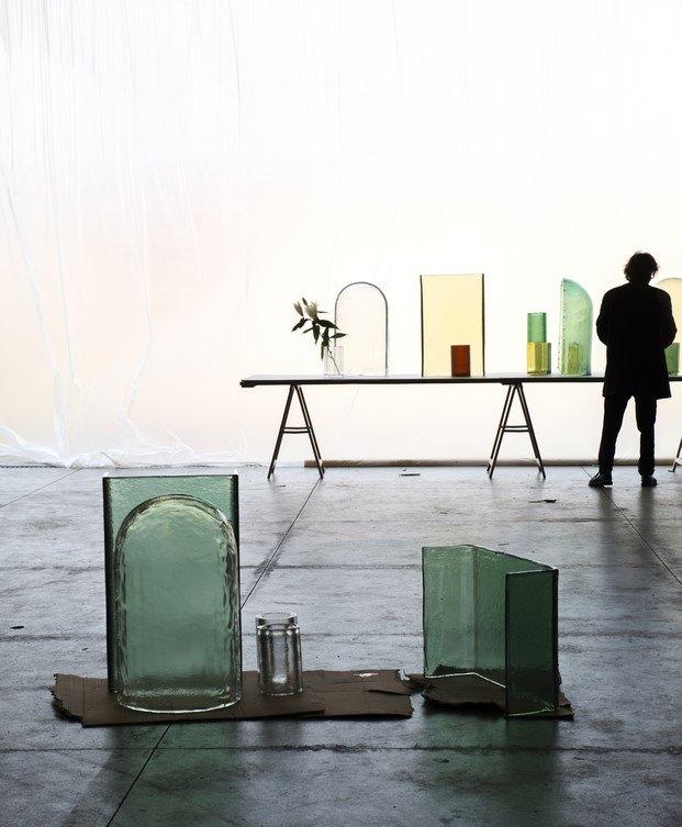 alcova de los bouroullec para wonderglass diariodesign