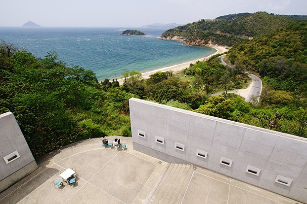 benesse art site residencia artistas en lugares remotos diariodesign