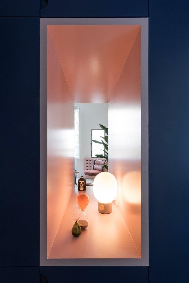 estudio de color rosa en el born barcelona proyectos top diariodesign