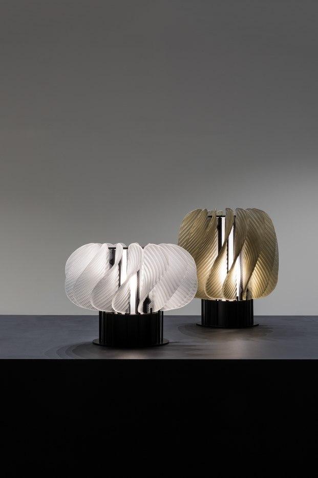 lamparas horah wonderglass raw edges diariodesign