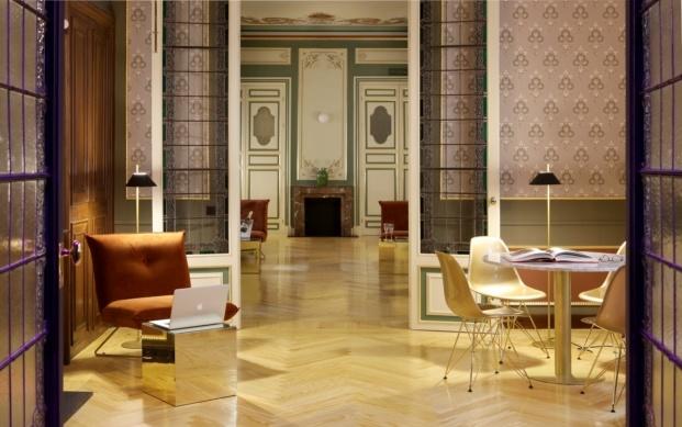 hotel axel madrid el equipo creativo planta primera diariodesign
