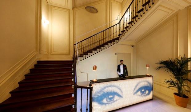 hotel axel madrid equipo creativo recepcion diariodesign