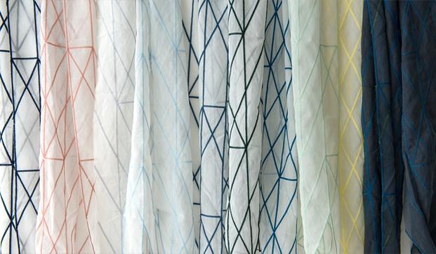 disenos geometricos de hermanos boroullec para kvadrat diariodesign