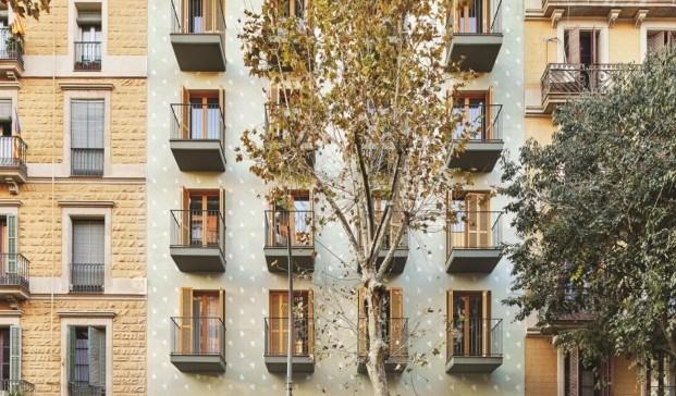 110 rooms un homenaje a la arquitectura del Eixample barcelones diariodesign
