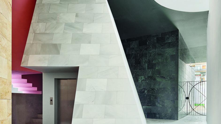 maio arquitectos vivienda 110 rooms apartamentos en Barcelona diariodesign