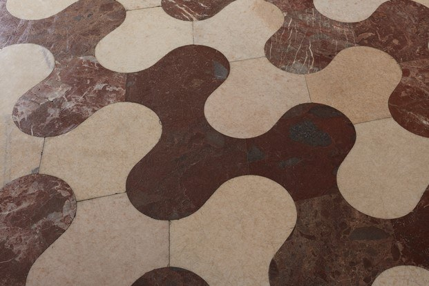 mosaico villa borsani diariodesign