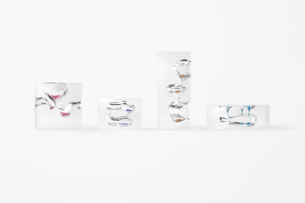 nendo en milan variations of time diariodesign