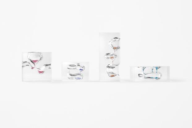 nendo en milan variations of time diariodesign