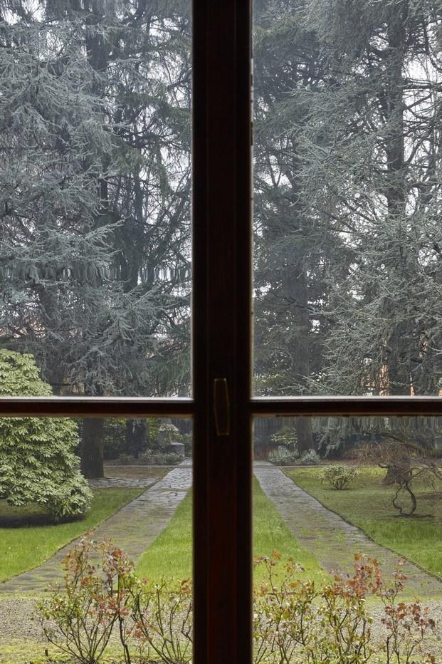 jardin villa borsani ventana diariodesign