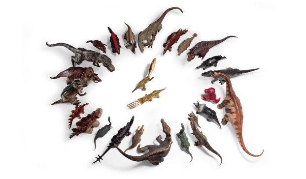 wildware cubiertos dinosaurios andreu carulla celler can roca diariodesign