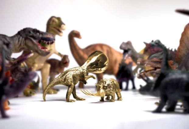 wild ware cubiertos dinosaurios andreu carulla diariodesign