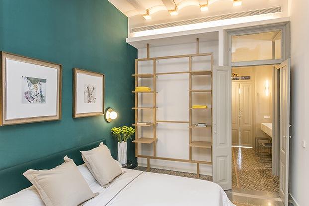casa en Barcelona ABAG proyecto CB30 dormitorio diariodesign